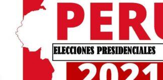 Eleições Peru 2021